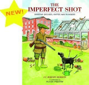 The Imperfect Shot' by J C Jeremy Hobson