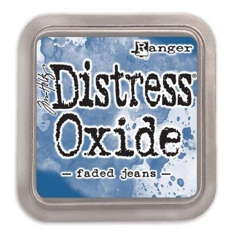 Faded Jeans Distress Oxide Pad