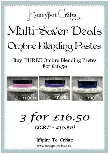 Multi-Saver - Ombre Blending Pastes