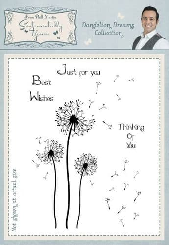 Sentimentally Yours A6 Frames, Icons and Image Stamps