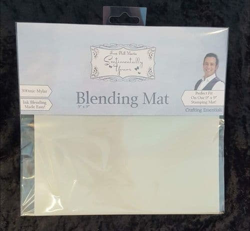 Sentimentally Yours Blending Mat - 9