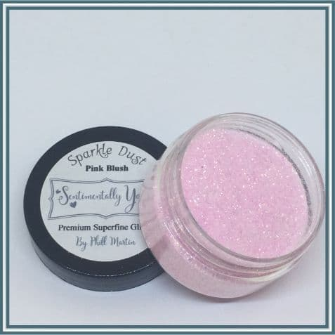 Sparkle Dust - Pink Blush