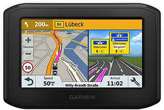Garmin Zumo 346LMT-S Motorbike GPS with UK/Ireland/Western Europe Maps/Free Lifetime Map Updates