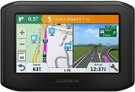 Garmin Zumo 396LMT-S  Satnav with with UK/Ireland/Full Europe Maps/Free Lifetime Map Updates