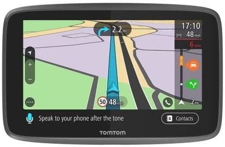 TomTom Truck Sat Nav GO Professional 6250 with European Maps and Traffic Services (Via SIM), Updates