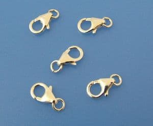 Sterling Trigger Clasp 11mm (5pk)
