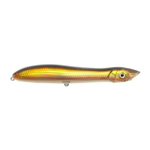 Axia Canine Bass Fishing Lure, 135mm - 26g Patchinko style floating lure - 8 colours