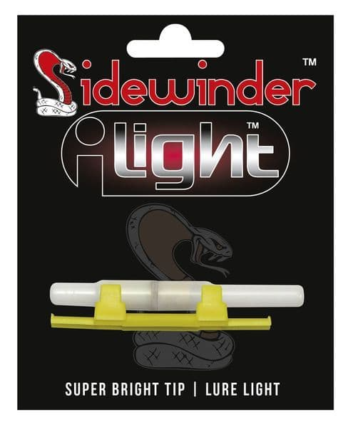 NEW Sidewinder I Light - Red and Green, battery included