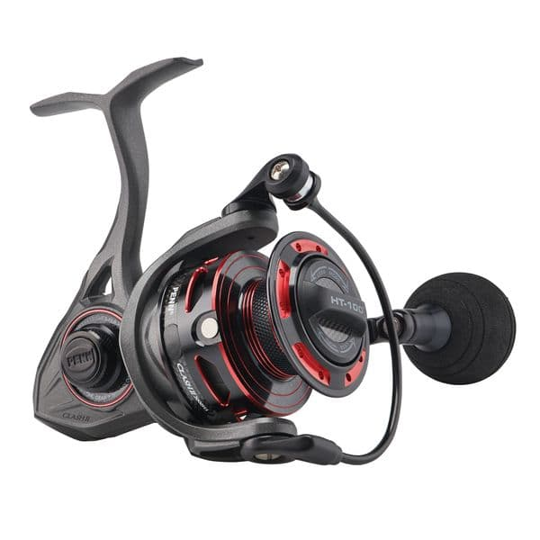 Penn Clash II 3000 HS R - High speed spinning reel