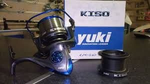 Yuki Kiso 8000 Fixed spool surf reel..