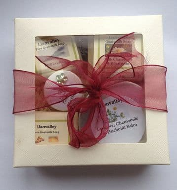 Soap & Balm Giftbox 1 £15