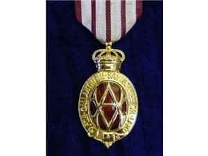 ALBERT MEDAL LAND 1st CLASS GOLD FULL SIZE REPLACEMENT COPY
