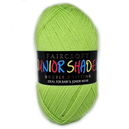 Faircroft Junior Shades DK - 500g Ball - 26 Shades