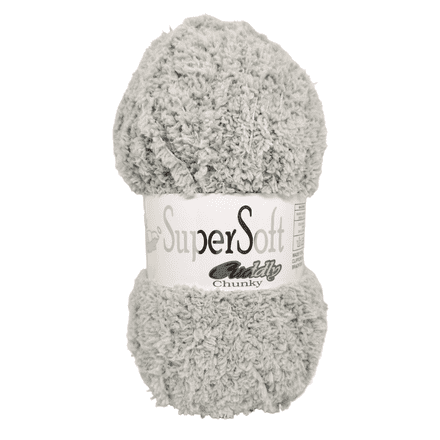 Jarol Supersoft Cuddly Chunky - 100g Ball - 4 Shades