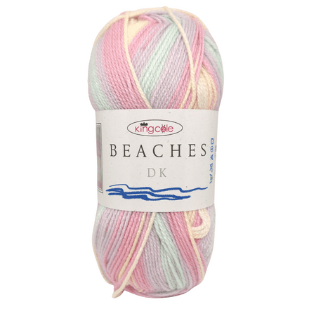 King Cole Beaches DK - 100g - 8 Shades