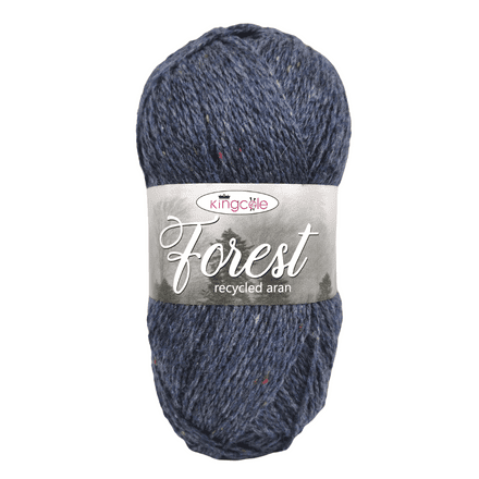 King Cole Forest Recycled Aran - 100g - 12 Shades