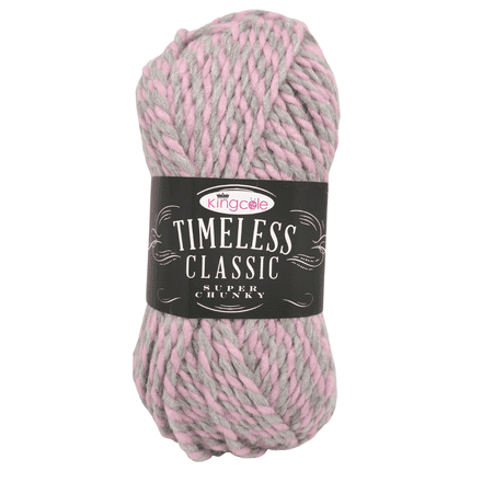 King Cole Timeless Classic Super Chunky - 100g - 6 Shades