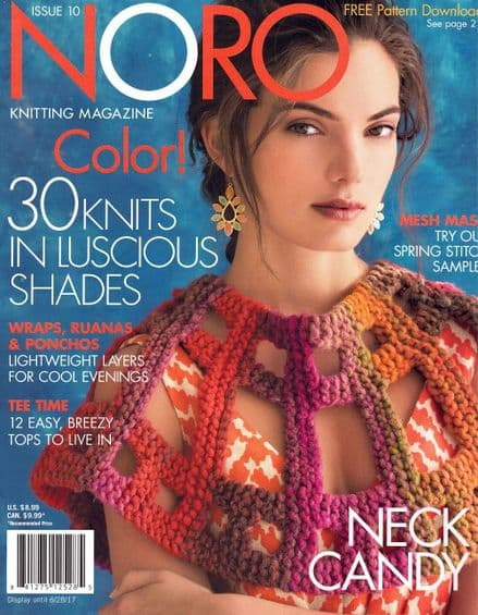 Noro Knitting Magazine Issue 10