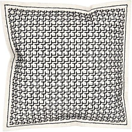 Rico Double Running stitch kit Felt Cushion Embroidery Kit