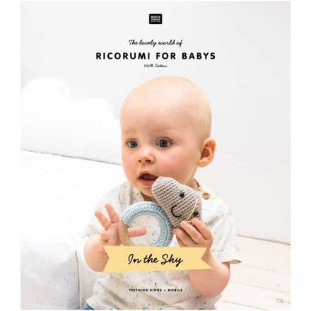 Ricorumi For Baby's - In The Sky - Amigurumi Crochet Booklet