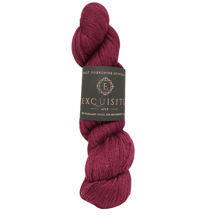 WYS Exquisite 4ply - 100g - 8 Shades