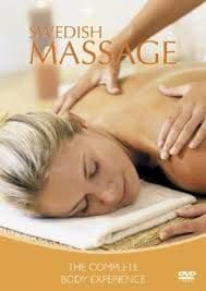 Swedish Massage  - DVD With Victoria Sprigg