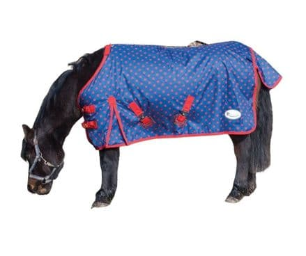 'Dottie Torrent' Outdoor Rug  for Tiny Ponies and Foals