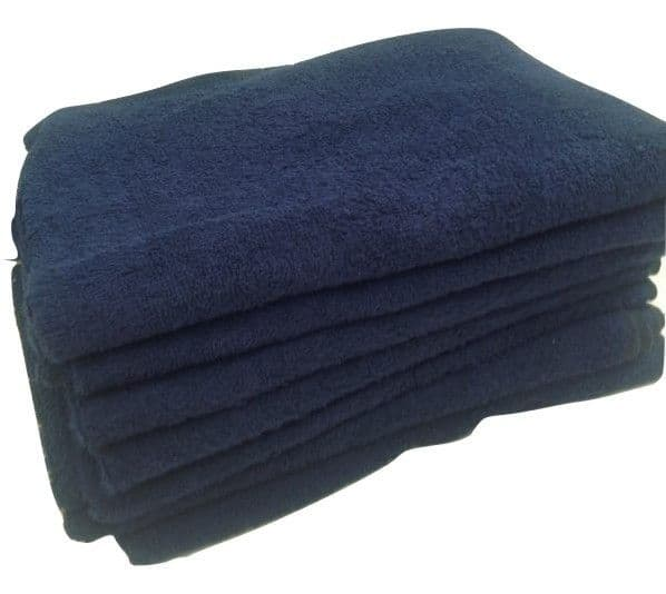 Blue Lizard Equestrian - Wider girth sleeve and standard rubber in quality toweling - for those who use leather girths