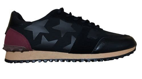 NEW Mens Fargo Star Low Tops Shoes Trainers