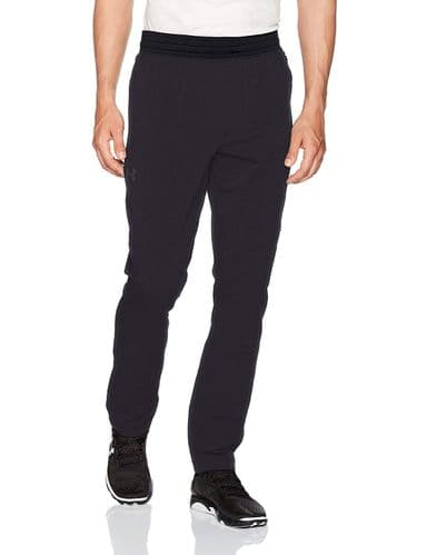Under Armour Men's WG Woven Pants,Black