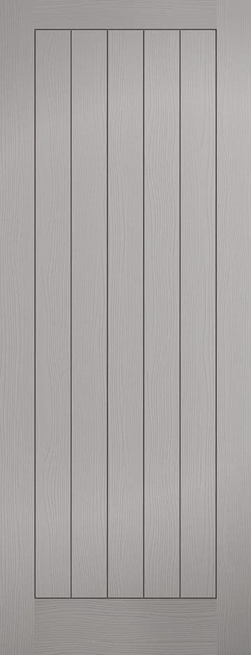 Grey Moulded Textured Vertical (5P)