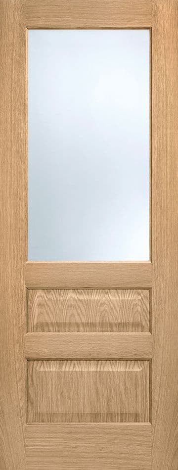 Oak Contemporary Frosted Glazed (Pre-finished)