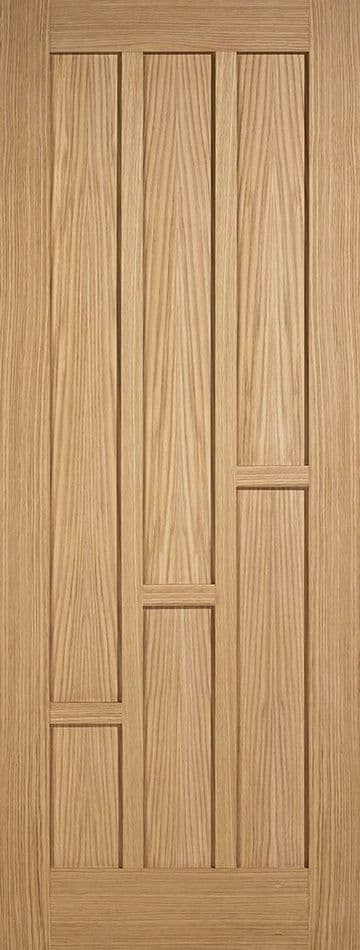 Oak Coventry (Pre-finished/Unfinished)