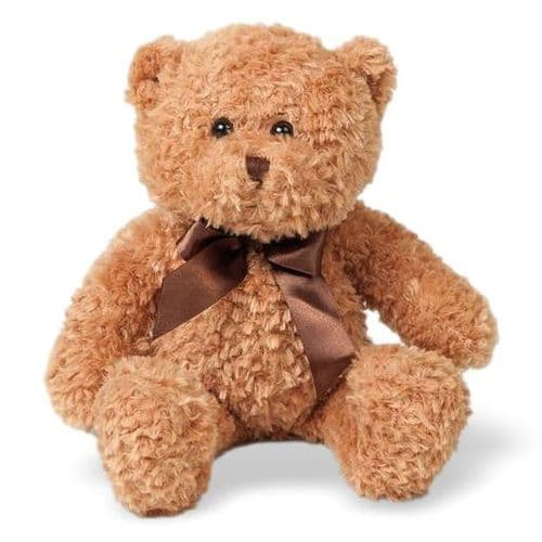 Personalised Brown Brumble Teddy Bear