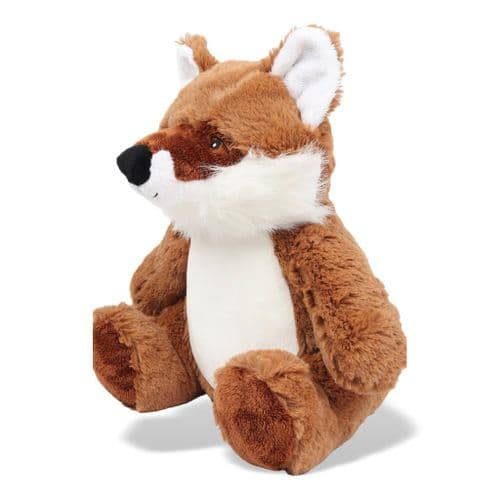 Personalised Fox Teddy