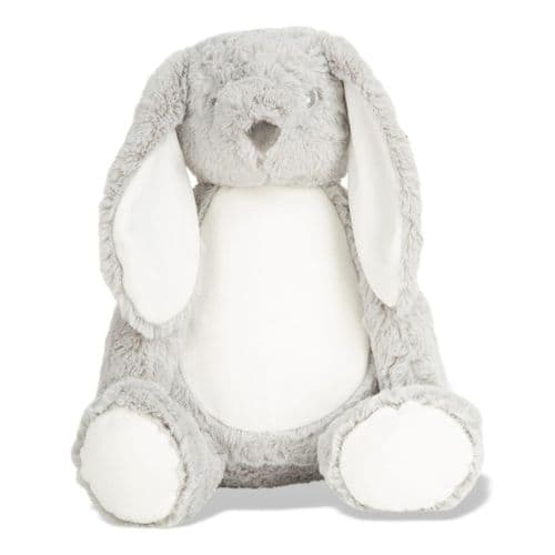 Personalised Giant Grey Bunny Rabbit