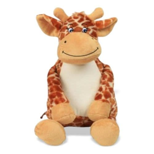Personalised Giraffe Teddy