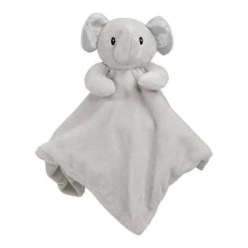 Personalised Grey Elephant Comforter