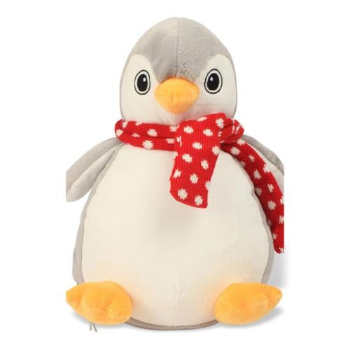 Personalised Penguin Teddy