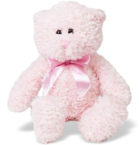 Personalised Pink Brumble Teddy Bear