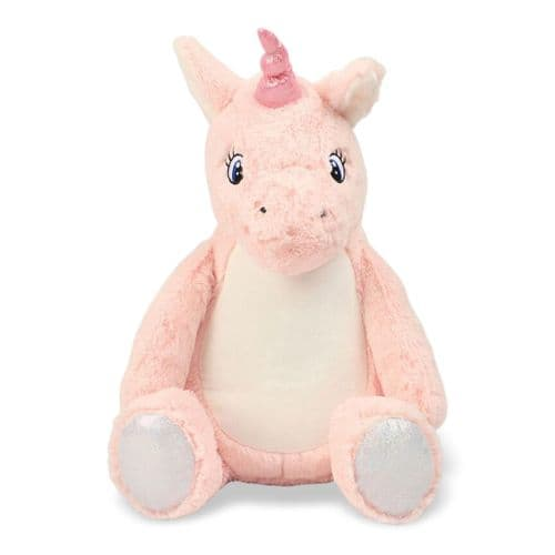Personalised Pink Unicorn
