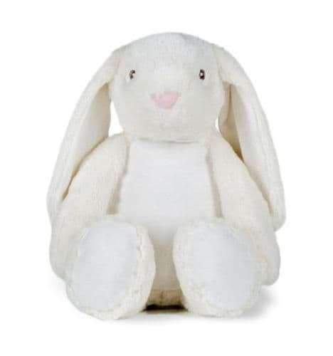 Personalised White  Bunny Rabbit