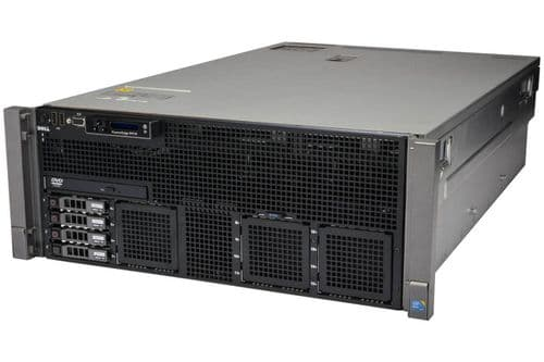 DELL PowerEdge R910 Server 4x 8-Core X7550 **32 Cores** 256GB RAM 4 x 900GB SAS