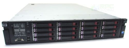HP Proliant DL380 G7 SERVER 2x HEX CORE X5650 **144gb** 16 x 146GB SFF SAS Drives , VMWARE ESXI 6.0.0 , Rack Rails