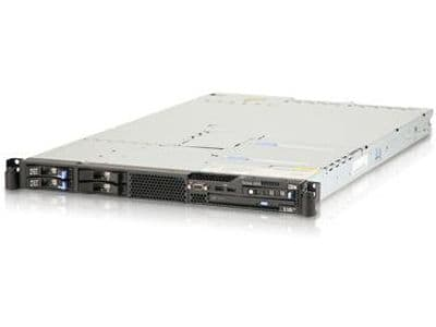 IBM X3550 M2 Rack Server 2xQuad Core E5520 Xeon **24GB**2X146gb 6GB/S SAS VMWARE