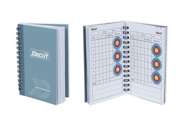Decut Archery FITA Pocket Score Book