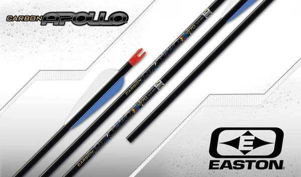 Easton Apollo shafts 12 pack