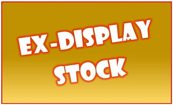 Ex Display & Old Stock