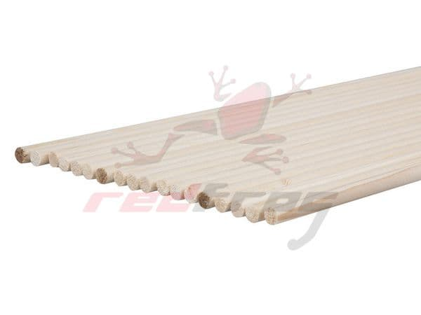 Middle Mountain Wooden Arrow Shaft x 12
