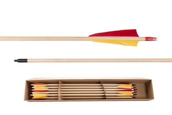 Traditional Wooden Arrows